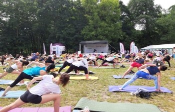 IDY 2019 in Warsaw 16th June 2019