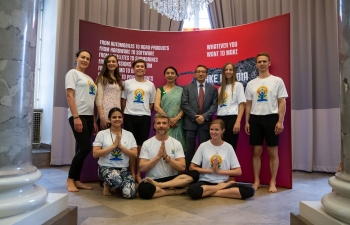 5th IDY celebrations in Vilnius, Lithuania