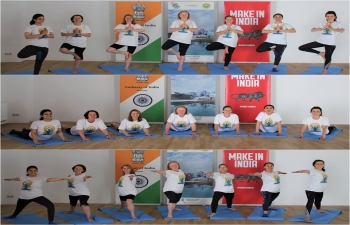 IDY preparations 12th June 2019
